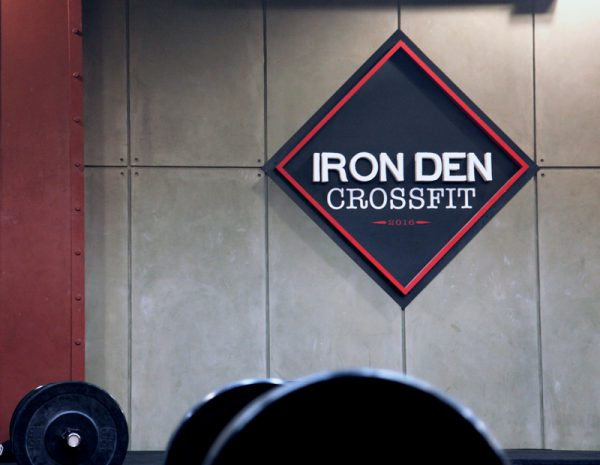 Iron Den Crossfit Gym in Manila Philippines