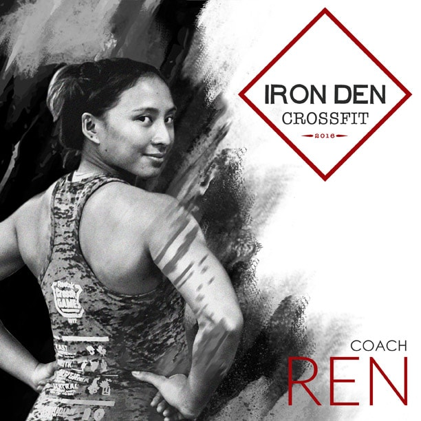 Coach Renee Pasco Crossfit Female Personal Trainer Alabang Las Pinas Manila Philippines